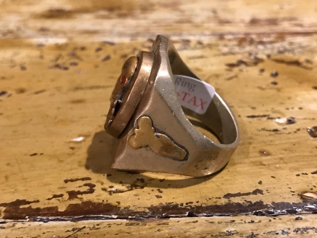 神戸店5/2(水)夏Vintage&Accessory入荷! #3 Vintage Ring!!!_c0078587_18322357.jpg