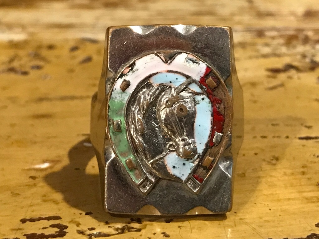 神戸店5/2(水)夏Vintage&Accessory入荷! #3 Vintage Ring!!!_c0078587_18341220.jpg