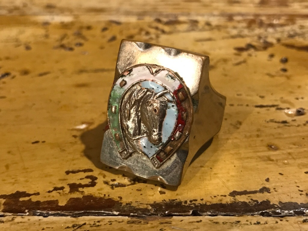 神戸店5/2(水)夏Vintage&Accessory入荷! #3 Vintage Ring!!!_c0078587_18341244.jpg