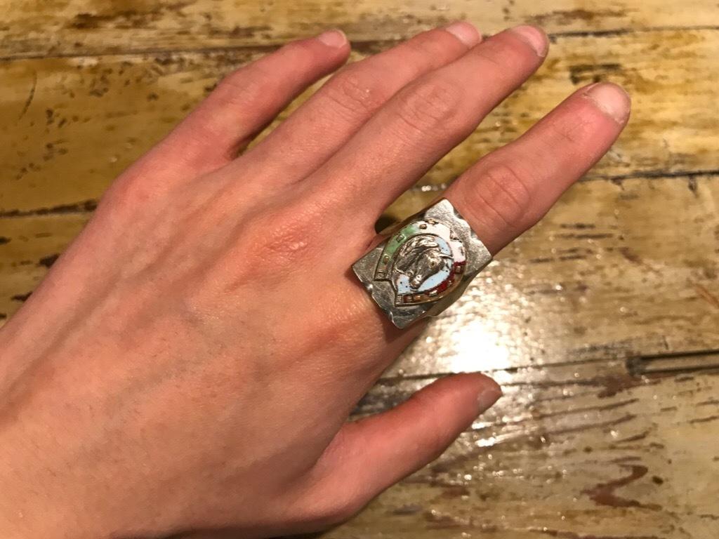 神戸店5/2(水)夏Vintage&Accessory入荷! #3 Vintage Ring!!!_c0078587_18341294.jpg