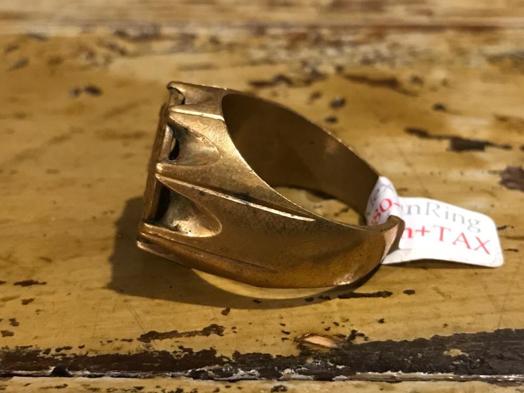 神戸店5/2(水)夏Vintage&Accessory入荷! #3 Vintage Ring!!!_c0078587_18351291.jpg