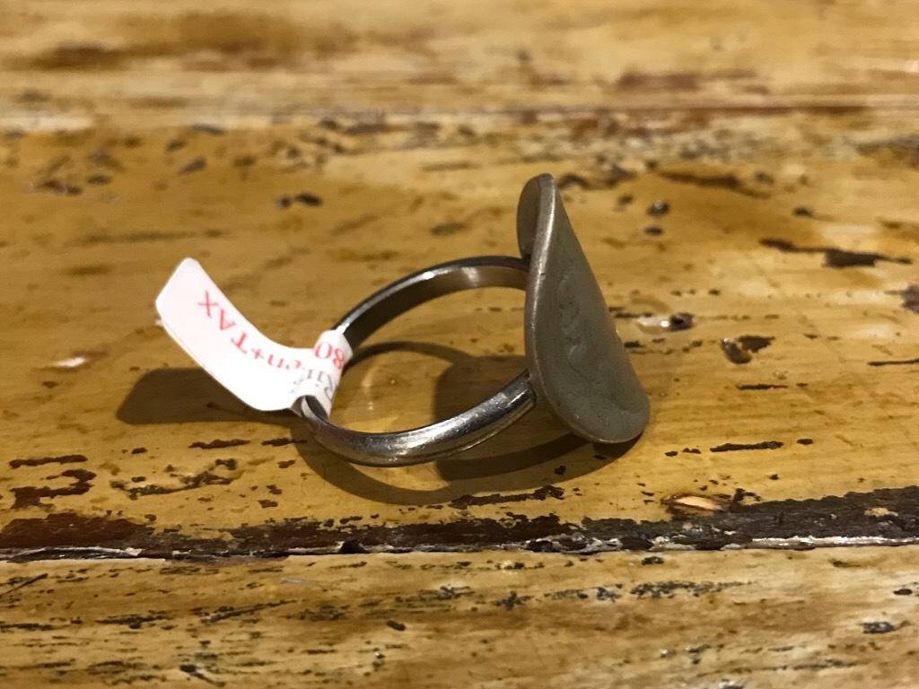 神戸店5/2(水)夏Vintage&Accessory入荷! #3 Vintage Ring!!!_c0078587_18365829.jpg
