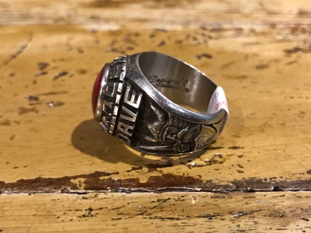 神戸店5/2(水)夏Vintage&Accessory入荷! #3 Vintage Ring!!!_c0078587_18380023.jpg