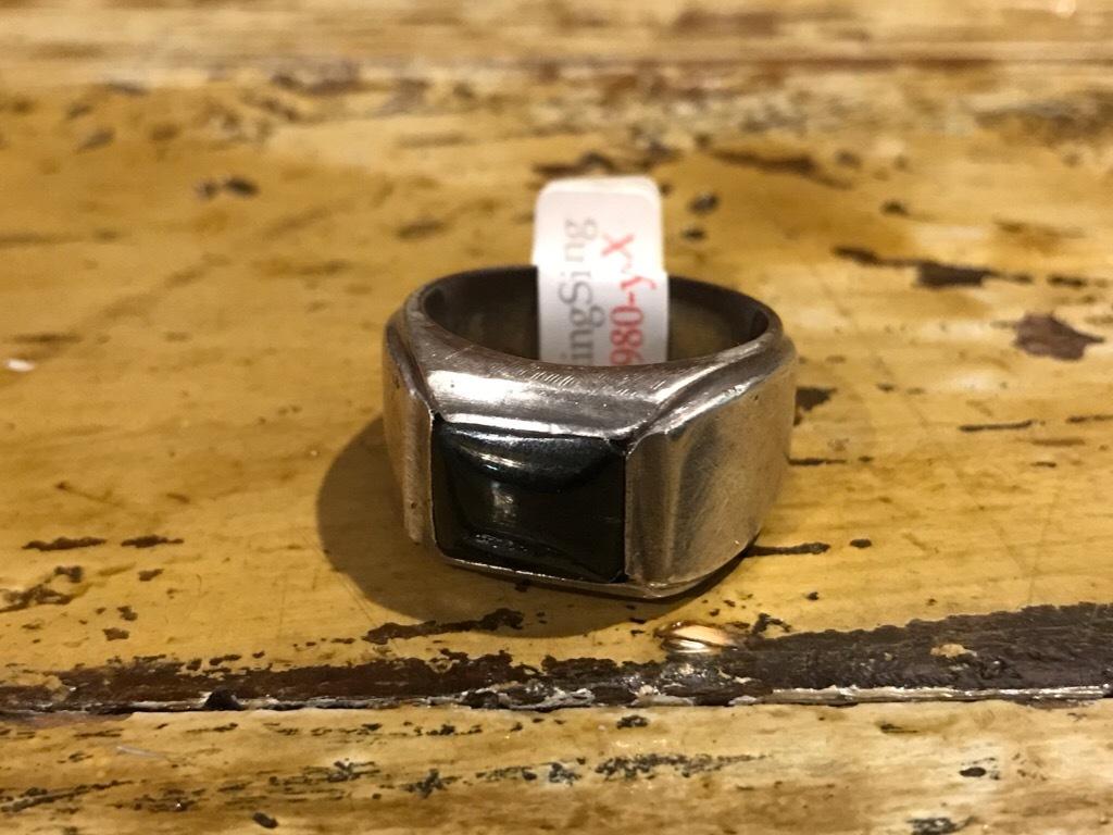 神戸店5/2(水)夏Vintage&Accessory入荷! #3 Vintage Ring!!!_c0078587_18401866.jpg