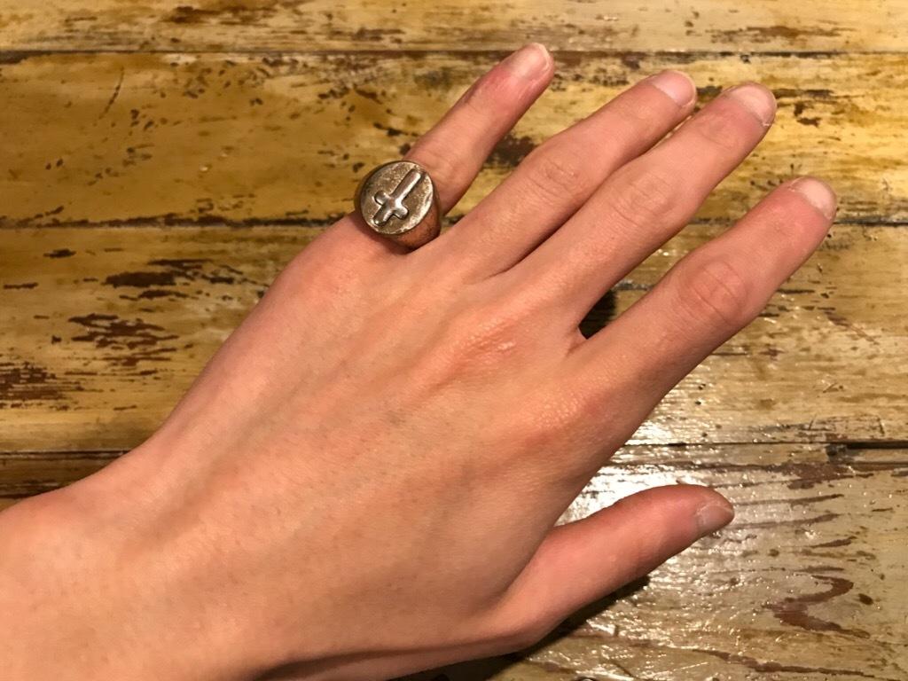 神戸店5/2(水)夏Vintage&Accessory入荷! #3 Vintage Ring!!!_c0078587_18415343.jpg