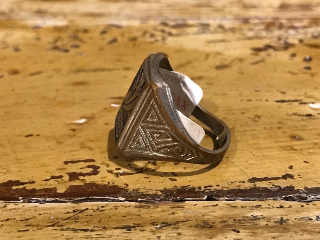 神戸店5/2(水)夏Vintage&Accessory入荷! #3 Vintage Ring!!!_c0078587_18430692.jpg