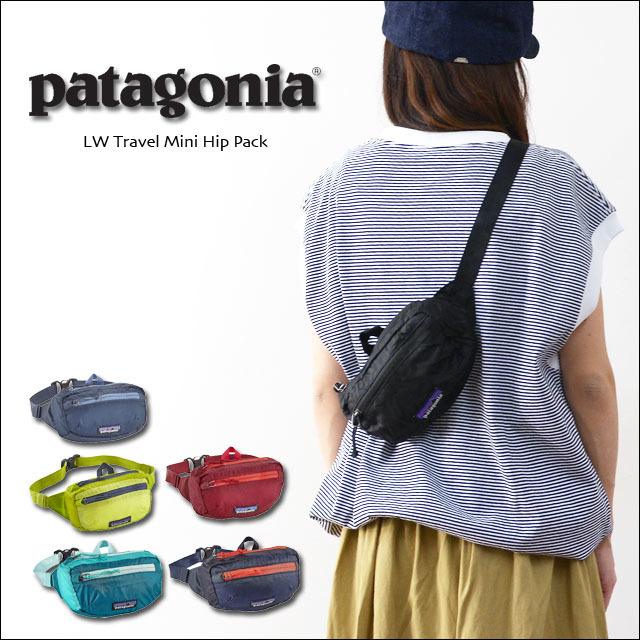patagonia [パタゴニア正規代理店] LW Travel Mini Hip Pack [49446] ライトウェイト・トラベル・ミニ・ヒップ・パック_f0051306_17240538.jpg