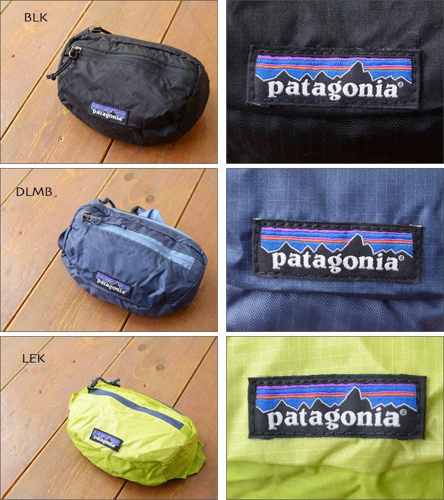 patagonia [パタゴニア正規代理店] LW Travel Mini Hip Pack [49446] ライトウェイト・トラベル・ミニ・ヒップ・パック_f0051306_17240732.jpg