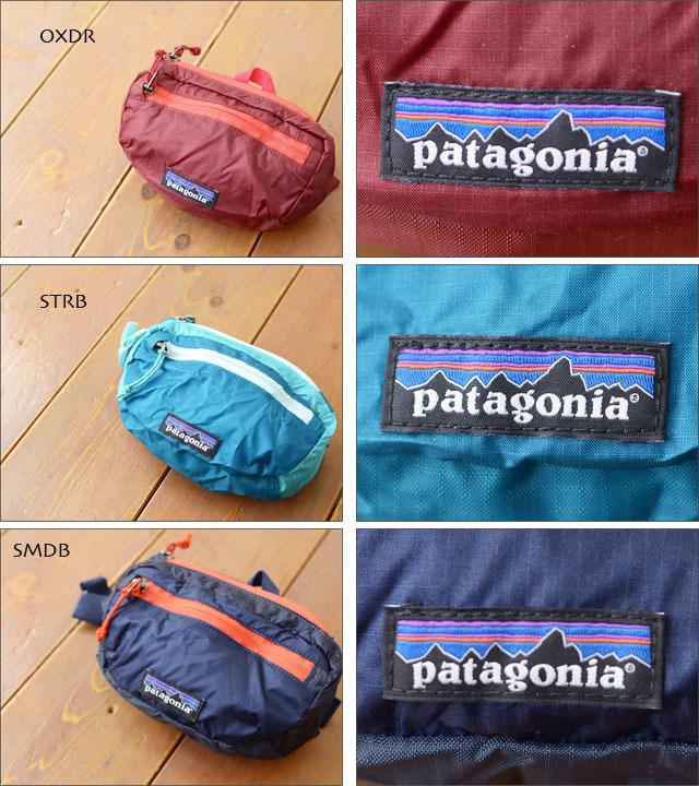 patagonia [パタゴニア正規代理店] LW Travel Mini Hip Pack [49446] ライトウェイト・トラベル・ミニ・ヒップ・パック_f0051306_17241054.jpg