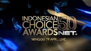 インドネシアの映画・音楽・テレビ賞: Indonesian Choice Awards (ICA) 20158 受賞者リスト_a0054926_09450722.jpg