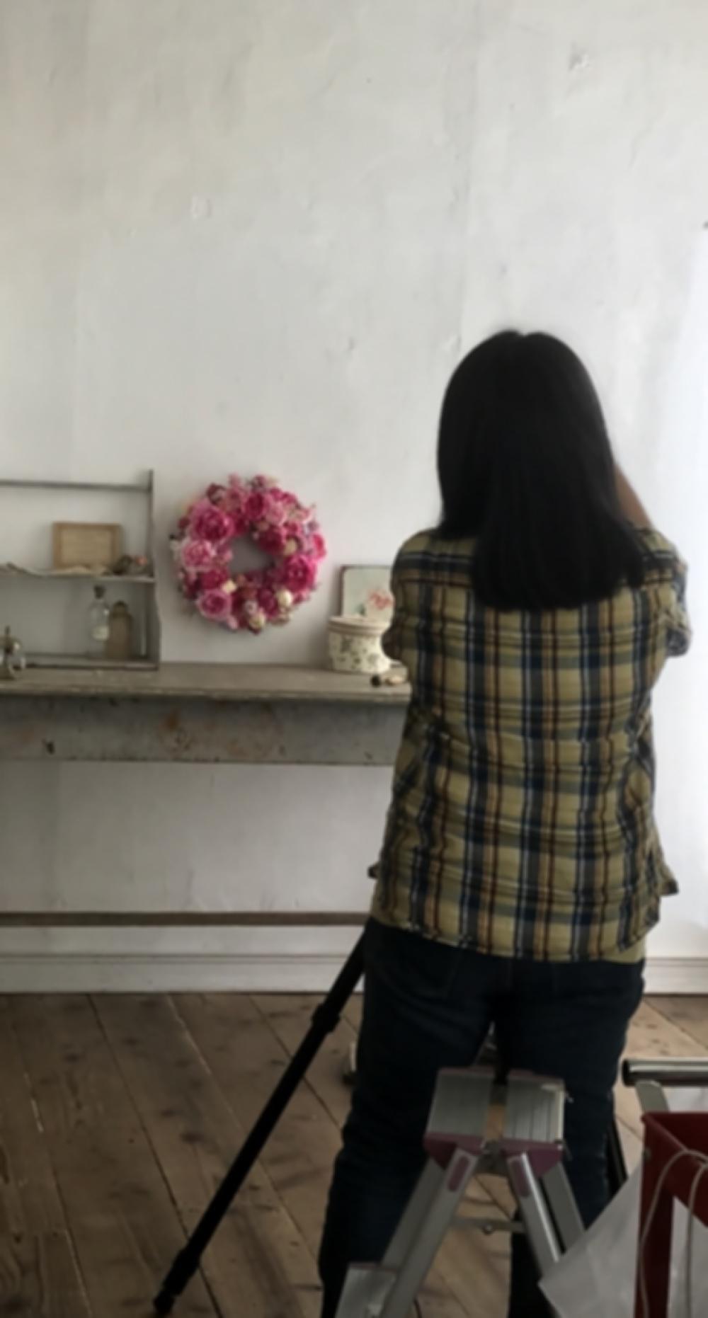 2019年にむけて 花時間さんバラカレンダーと12ヶ月の花カレンダーの撮影_a0042928_23323994.jpg