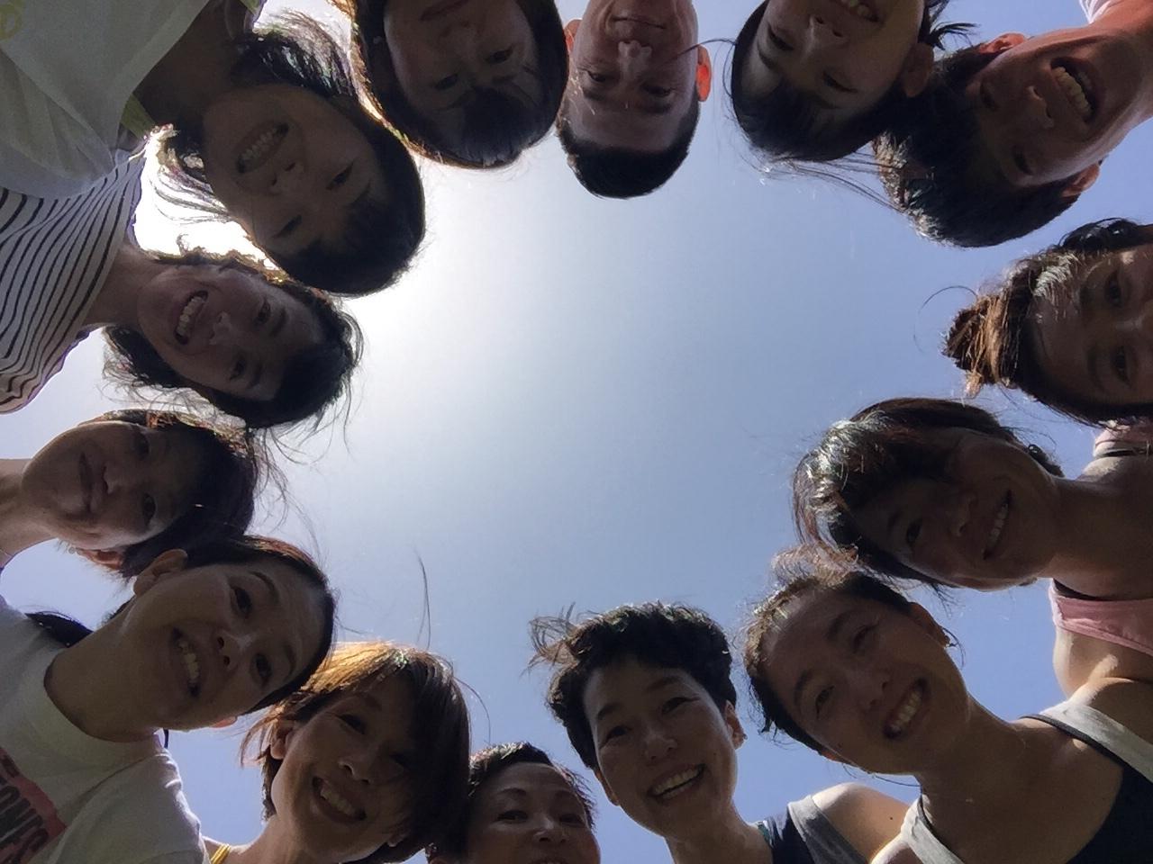Beach mayu yoga 2018  7月からの日程です♫_a0267845_13385840.jpg