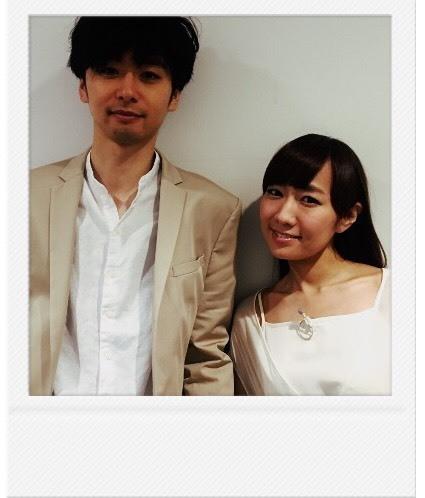 公演レポート-橋本淳×高垣彩陽-_f0236356_14294453.jpg