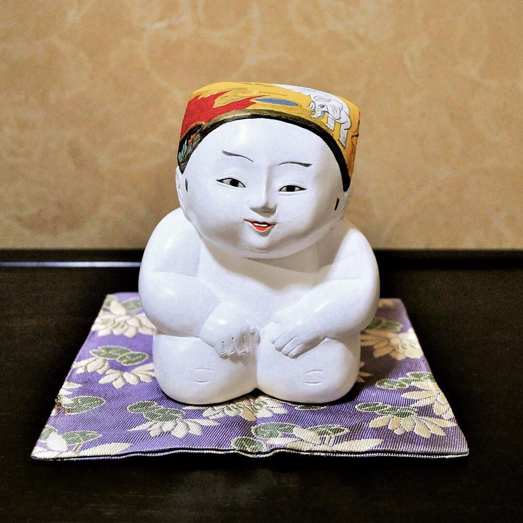 京人形司 岡本さんご来店_e0288462_08544434.jpg