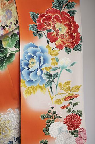 絵画のような極上の花嫁衣裳に魅せられて_b0098077_15511364.jpg