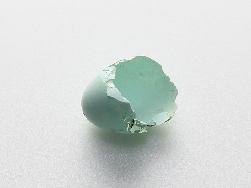 ムクドリ 卵 色
