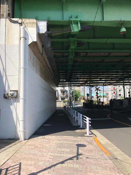 道案内 代々木公園駅から試着サロンまで_d0380315_21423061.jpg