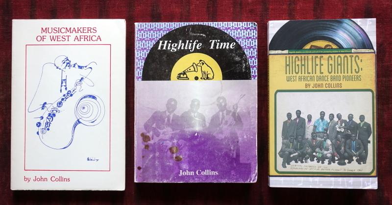 読書メモ:John Collins on Highlife (Books on Ghana 1)_d0010432_22193619.jpg