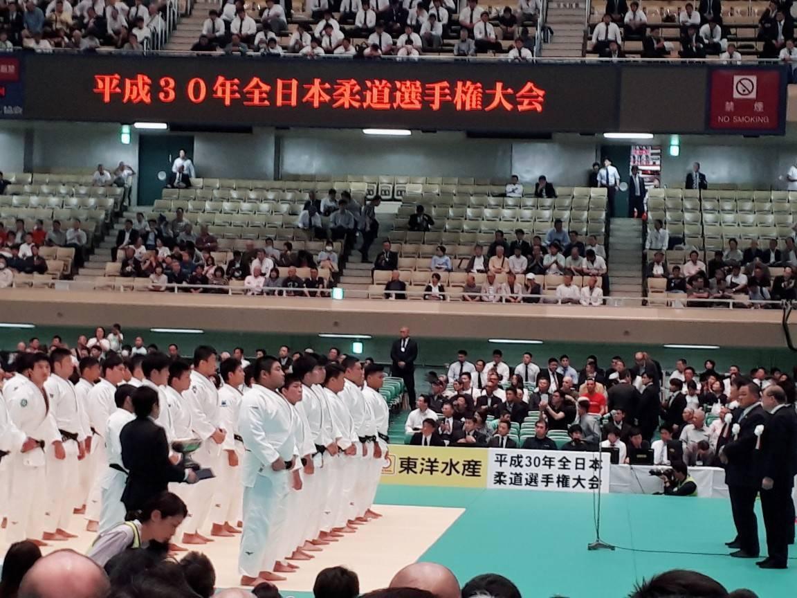 全日本選手権、高田大樹先輩(55期卒)が大活躍!!_c0095841_10373406.jpeg