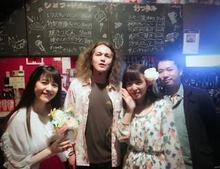 昭和とらいあんぐるさんのライブに_a0087471_00024041.jpg