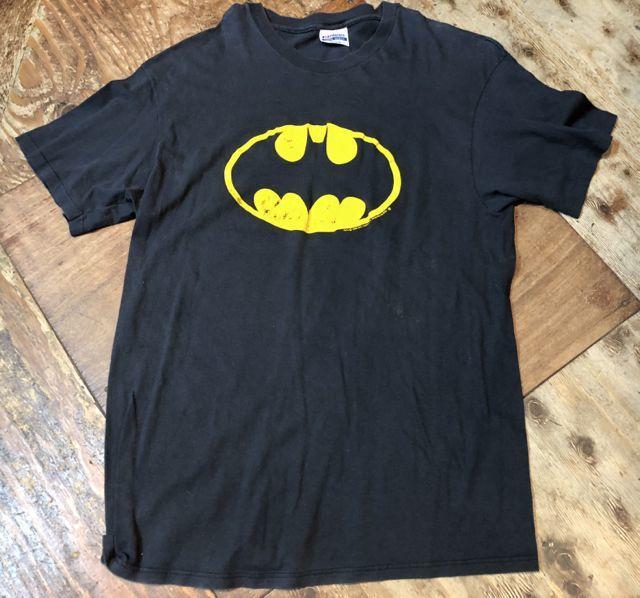 5月3日(木)入荷! 80s〜バットマン Tシャツ!_c0144020_14150575.jpg