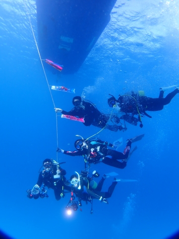 5月2日遠征水納島とビーチでフルゴリラ!!(笑)_c0070933_21472829.jpg