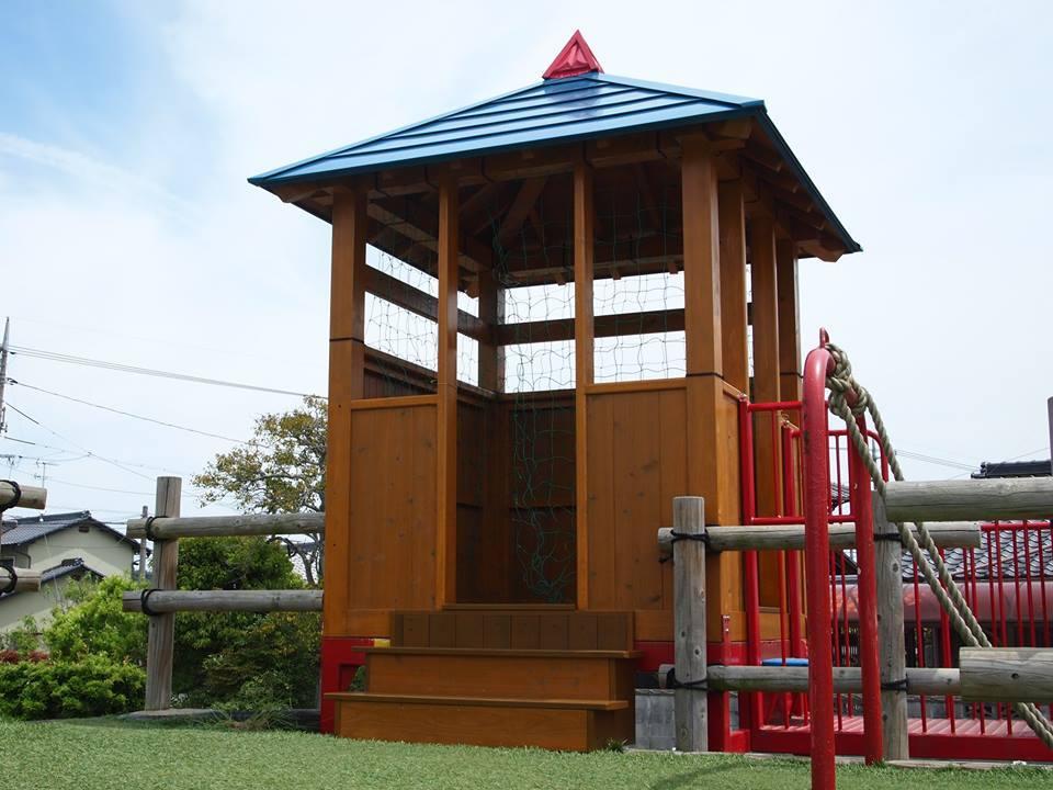 幼稚園遊具を納めさせていただきました_b0211845_11081437.jpg