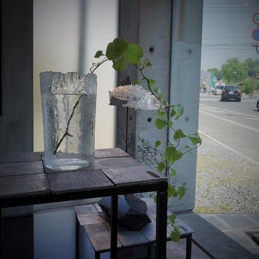 『荒川尚也 ガラス展 2018』 開催中です_b0232919_15424035.jpg