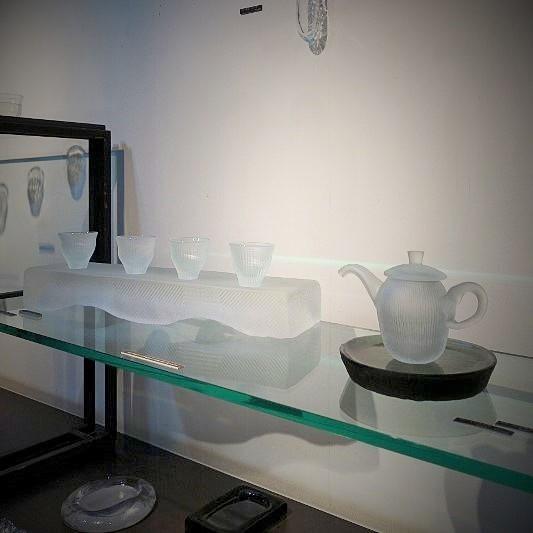 『荒川尚也 ガラス展 2018』 開催中です_b0232919_15564312.jpg