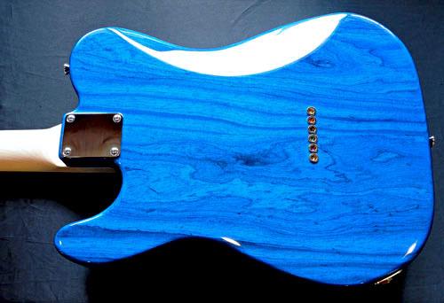 2S仕様の「Moire Phantom BlueのSTD-T」2本が同時完成!_e0053731_16262024.jpg