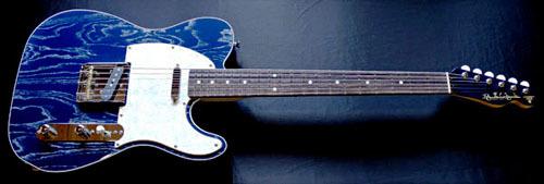 2S仕様の「Moire Phantom BlueのSTD-T」2本が同時完成!_e0053731_16262994.jpg