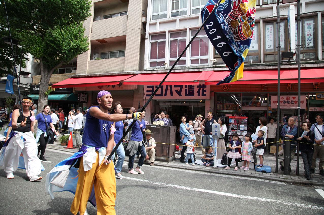 第66回ザよこはまパレード【4】 _c0299360_21284567.jpg