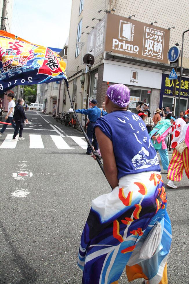 第66回ザよこはまパレード【4】 _c0299360_21285690.jpg