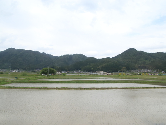 福知山駅まで 車窓より・・_d0202264_19142640.jpg