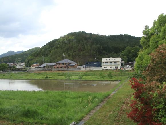 福知山駅まで 車窓より・・_d0202264_19144823.jpg