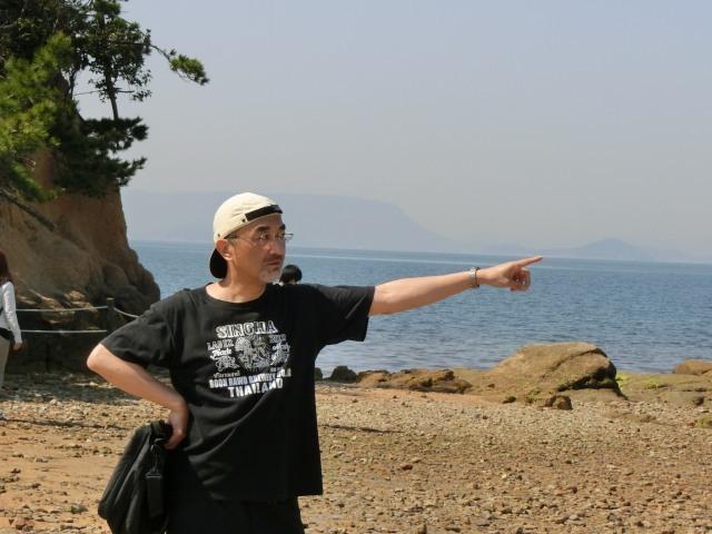 小豆島を歩く ②エンジェルロード_f0189467_01445687.jpg