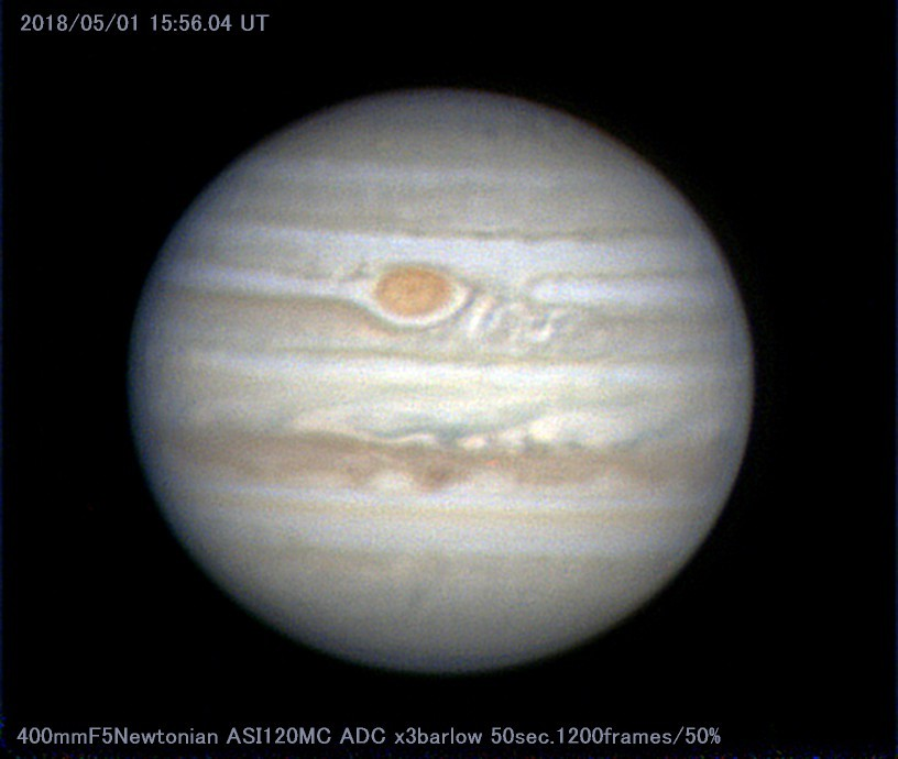 40cmニュートンは眼視では最強(当社比)_a0095470_15475599.jpg