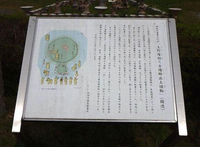 上野国史跡めぐり/塚廻り古墳群...