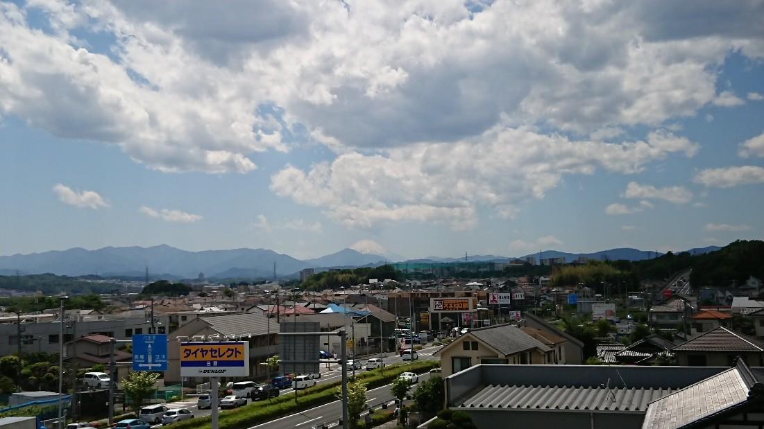 5/4  今日の富士山_b0042308_13285728.jpg