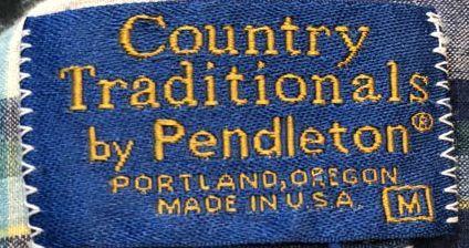 5月5日(土)入荷! PENDLETON マドラス チェック B.D シャツ!_c0144020_13572025.jpg