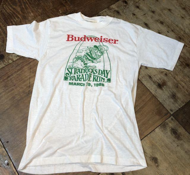 5月5日入荷! 80s デッドストック バドワイザー BUDWEISER Tシャツ! _c0144020_14010124.jpg