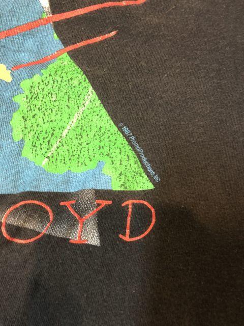 5月5日入荷! 1988年 PINK FLOYD ツアーTシャツ!_c0144020_14060606.jpg