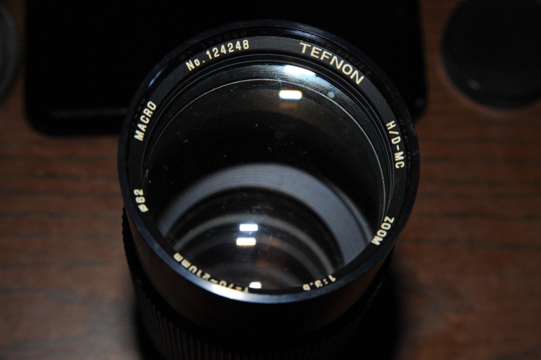 小堀製作所 テフノン70-210mmF3.5 試写_b0069128_1141677.jpg