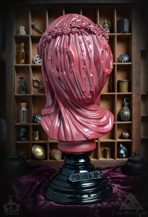 Anesthesia Bust Crimsonversion by Doktor A_e0118156_01385700.jpg