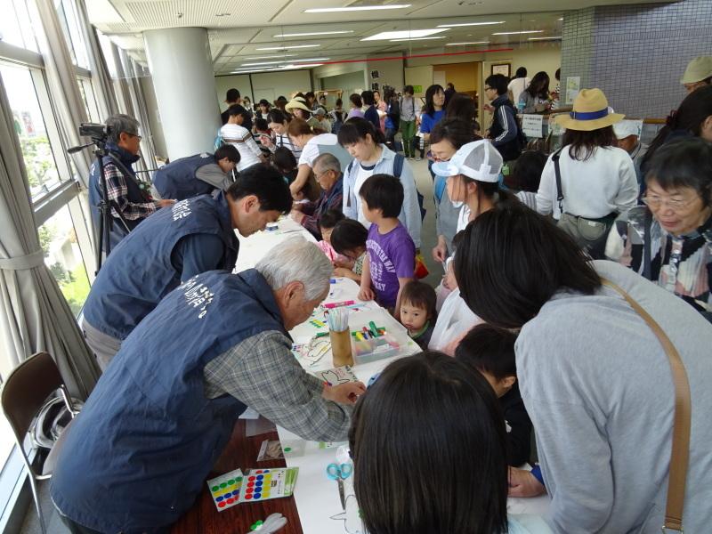 第15回「子どもの日フェスティバル」in 阪南市文化センター(サラダホール)_c0108460_20032518.jpg