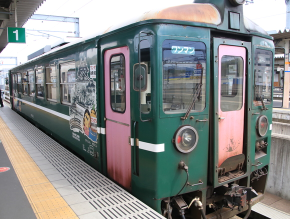 丹鉄 大江駅 から福知山まで MF100形_d0202264_1122355.jpg