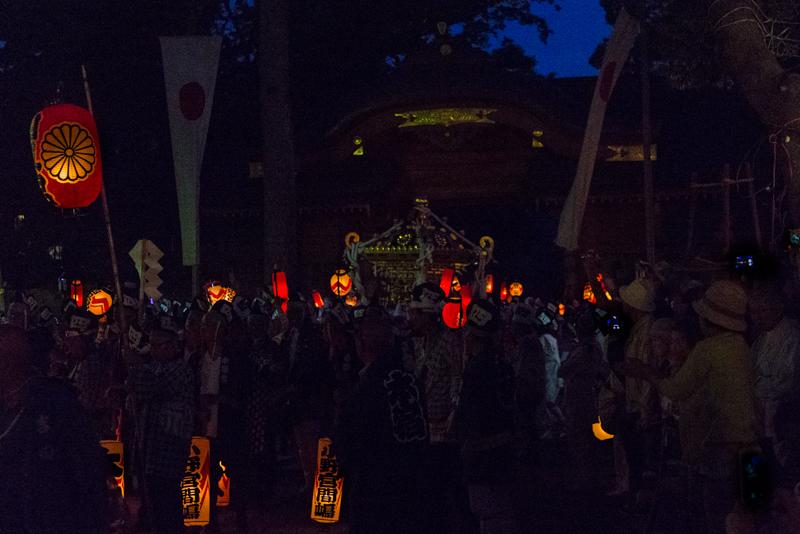 くらやみ祭 神輿渡御_a0261169_20125465.jpg
