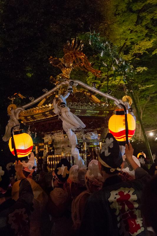 くらやみ祭 神輿渡御_a0261169_20133421.jpg