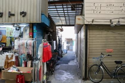 あべの王子商店街 (大阪市阿倍野区)_c0001670_21185292.jpg