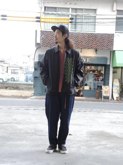 Nasngwam. の新作デニム!!_c0197972_13385532.jpg